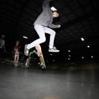 Rye Airfield Skatepark All Nighter