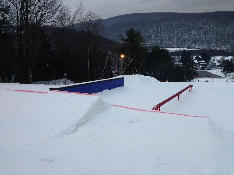 East Coast Snowboard, Skateboard & BMX Ramps & Rails