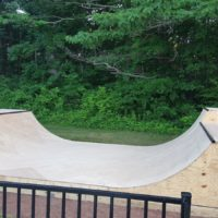 halfpipe half pipe skateboarding bmx scooter ramps gnarbear
