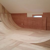 Indoor Custom Skate Ramps NH