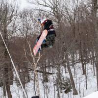 snowboard method cooper provencher gnarbear snowboarding terrain park jump