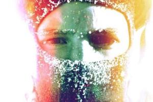 Aiden chmura gnarbear snowboarder snowboard rails ramps apparel