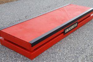 gnarbear skateboard grind box skateboarding scooter scooting