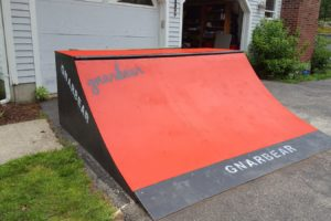 skate ramp scooter quarter pipe ramp armor skatelite